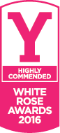 Highly Commended White Rose Awards 2016