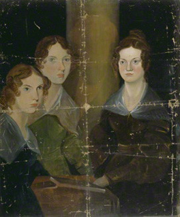 The Brontë Sisters Postcard